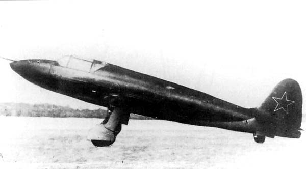 Экспериментальный истребитель 302-П