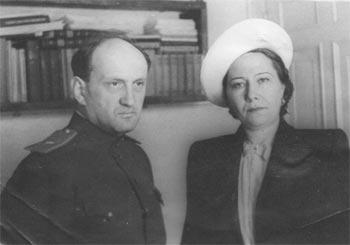 Владимир Исаакович и Елена Михайловна